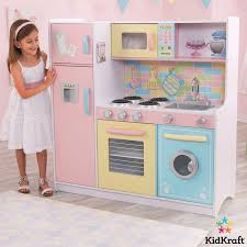 kidkraft deluxe culinary kitchen 3 years