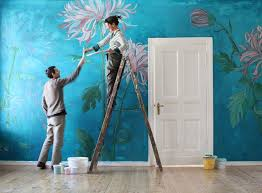 german atelier wall murals and hand painted spaces on hand painted wall murals artist with 577 best a female artists 9 images on pinterest artist studios