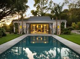 guest house pool house floor plans. Luxury Guest House Plans Pool Ideas Designs Floor And Elevations O