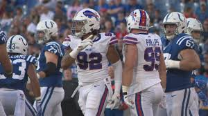 Who is Bills rookie Darryl Johnson and why his teammates call him 'so  special'   WHAM