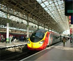 Estação Manchester Piccadilly