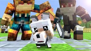 baby wolf minecraft.  Minecraft Wolf Life 2 Baby  Minecraft Animation On YouTube