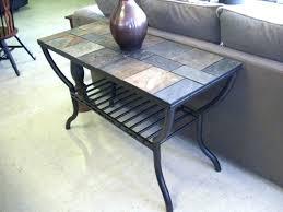 slate tile coffee tables and slate coffee table set furniture s tile wood astonishing scenic slate slate tile coffee tables