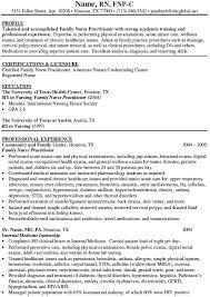 Sample Nurse Practitioner Resume Easy Resume Samples Nurse Practitioner  Resume