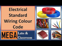 Automotive Wire Color Chart Electrical Wire Color Code Chart India Www