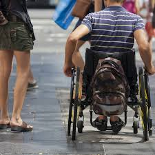 Disability benefits from the military (this includes military retirement pensions based on disability but not veterans' administration (va) benefits.) proof of u.s. International Day Of Persons With Disabilities December 3 2021 National Today