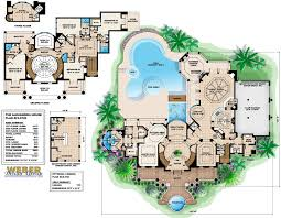 Three Story House Plans With Photos  Contemporary Luxury MansionsThree Story Floor Plans