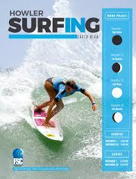 Costa Rica Tide Chart November 2018 The Howler Magazine