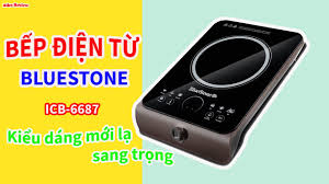 Bếp Điện Từ cảm ứng BlueStone ICB-6687 - Tặng kèm nồi