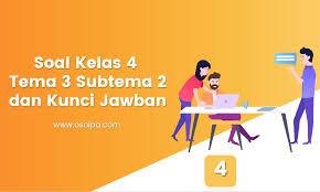 Pancasila merupakan pandangan hidup bagi bangsa indonesia, hal ini berarti bahwa bangsa indonesia…. Soal Kelas 4 Tema 3 Subtema 2 Dan Kunci Jawaban Osnipa