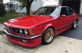 BMW Convertible 1985 bmw m635csi : 1985 BMW M635CSi (M6) | Moor Motorsport