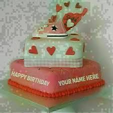 Birthday Cake Name Pics Birthdaycakeforgirlga