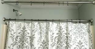high end shower curtains bathroom valances and shower curtains best of no sew curtain valance in high end shower curtains