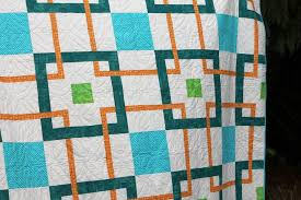 7 FREE One-Block Quilt Patterns & Linked In Adamdwight.com