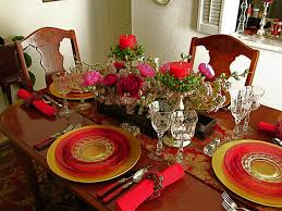 Interesting How To Decorate A Dining Table Elegant From Decorating Ideas
