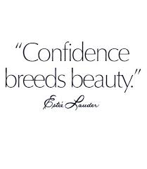 Inspirational Quotes About Beauty And Confidence Best Of Estée Stories Pinterest Confidence Beauty Quotes And Estee Lauder