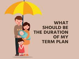 It offers a high cover amount at a very nominal premium and is one of the cheapest forms of life insurance. What Should Be The Duration Of A Term Insurance Plan