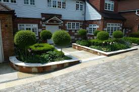 Small Picture Perfect Front Garden Design Image Of Landscape Intended Decorating