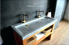 trough bathroom sinks small trough sink trough sinks for bathrooms within double marble white bathroom sink love ideas small trough bathroom sink with two