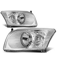 Dodge Caliber Side Light Bulb Replacement 07 12 Dodge Caliber Headlight Assembly Driver Passenger