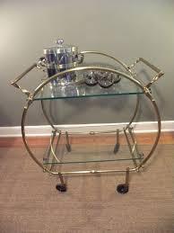 antique bar cart. Vintage Deco Style Mid Century Bar Cart Mint Condition And Rare Antique
