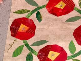 11 best circle quilts images on Pinterest | Circles, Circle game ... & Simply Quilts: Flower Power Quilts : Page 04 : Archive : Home & Garden  Television Adamdwight.com