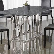 found it at wayfair omni galaxy dining table base