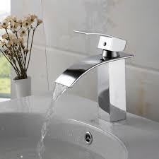Vessel Sink Faucet With Long Spout