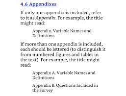 Include Interview And Survey Questions In An Appendix And A Few Tips