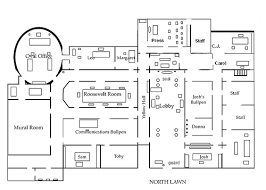 west wing office space layout circa 1990. West Wing Office Space Layout Circa 1990 East In.