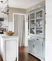gray furniture paintFARMHOUSE HUTCH INSPIRATION  CHALK PAINT  CHALK PAINT COLORS
