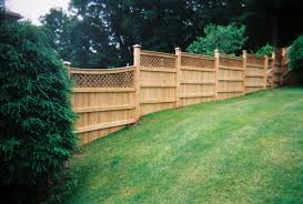 Decorative Fence Toppers Wood Cedar Fence Wood Fencing In Newton Worcester Amp Boston Ma