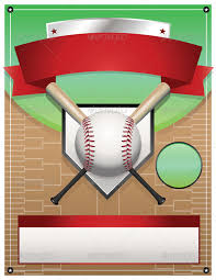 Free Baseball Flyer Template Baseball Flyer Vectors From Graphicriver