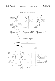 cephalometric analysis interpretation patent us gender specific  patent us soft tissue cephalometric analysis for patent drawing
