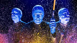 Blue Man Group At T Performing Arts Center