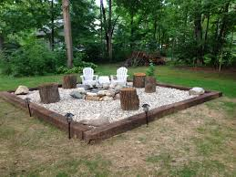 15 Outstanding Cinder Block Fire Pit Design Ideas For Outdoor ...