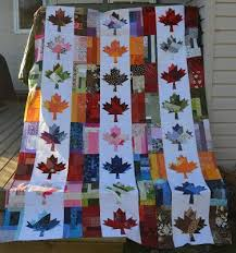 75 best Quilting- Canadian themed quilts images on Pinterest ... & I finally finished eight tiny Weasley sweaters for the library to hang on  their Harry Potter themed tree at the Festival of Trees in a few . Adamdwight.com