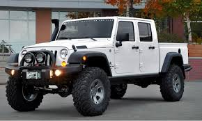 only way would be if the built two models a wrangler based jk8 jeep brute or rebadge a ram power wagon 2500 and give it a retro modern jeep gladiator