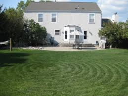 Mowing Patterns Mesmerizing Fun with Lawn Mowing Patterns It Takes All Kinds A Blog by Mark