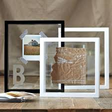 do you have old picture frames without glass but do you like the intended for floating picture frames ikea