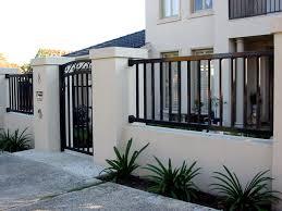 metal fence design. Security Fence FD27 Metal Design T