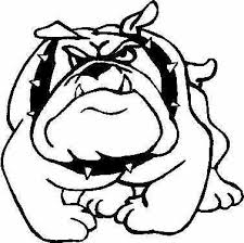 bulldog clipart black and white. Unique White Bulldogs On Clipart Library  24 Pins And Bulldog Black White B