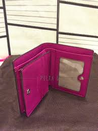 michael kors small jet set travel flap card holder fuchsia