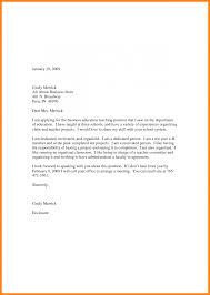 4 5 Letter Of Interest For Teacher Position Ordinarysociology Com