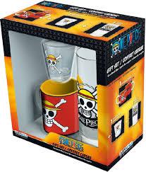 Подарочный набор <b>One Piece</b>: Бокал + Рюмка + <b>Кружка</b> ...