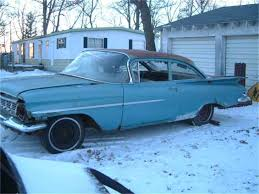 1959 Chevrolet Biscayne for Sale on ClassicCars.com