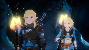 Breath of the wild 2 tease during nintendo direct at e3 2021. A New Cycle A Zelda Breath Of The Wild 2 Ue4 Short Film Youtube