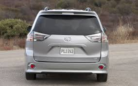 2013 Toyota Sienna - Information and photos - ZombieDrive