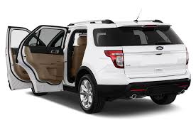 first drive ford explorer and 2012 ford edge ecoboost automobile 24 45