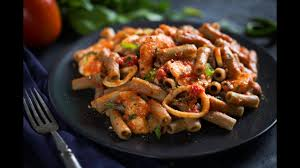 Spicy Seafood Pasta - YouTube